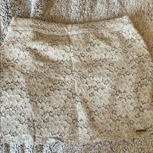 Abercrombie and Fitch Medium Skirt